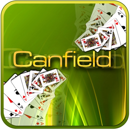 Canfield Solitaire For iPad Icon