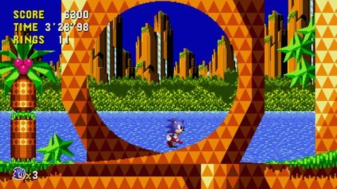 Screenshot #8 for Sonic CD
