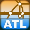 Atlanta Transport Map - Rail Map for your phone and tablet