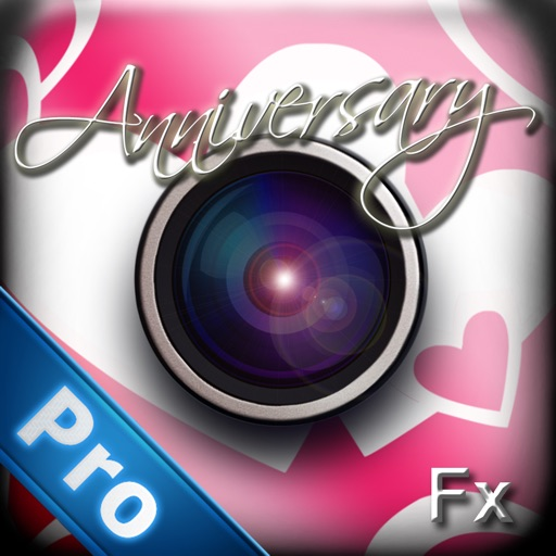 AceCam Anniversary Greetings Pro – Photo Effect for Instagram