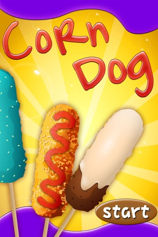 Corn Dogs Maker - Cooking games screenshot 1