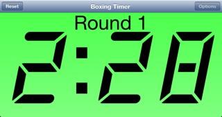 Boxing Timer screenshot one