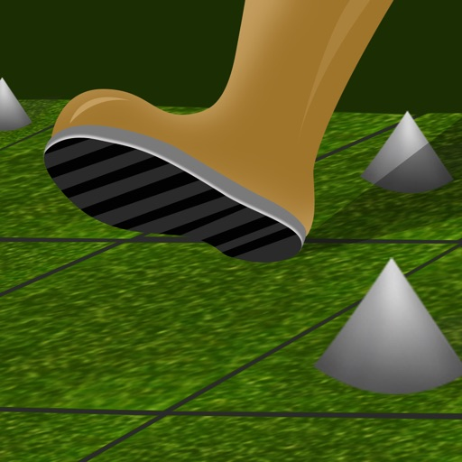 Dont Step on Spike Floor - new classic tile running game iOS App