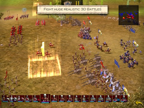 Screenshot #1 for Great Battles Medieval
