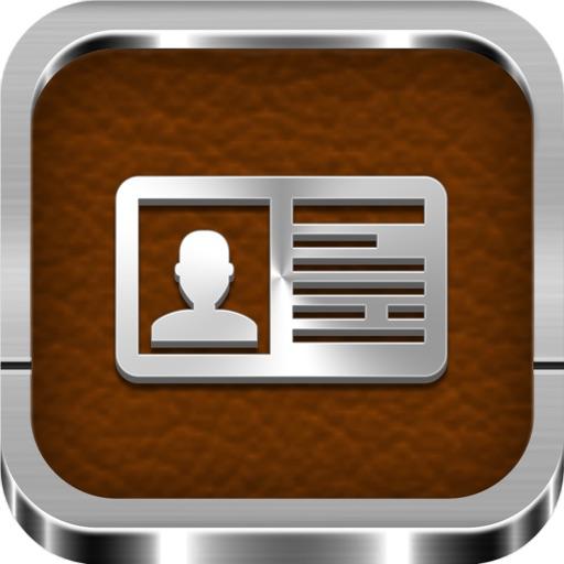 Card Collector (Business Card Organizer) iOS App