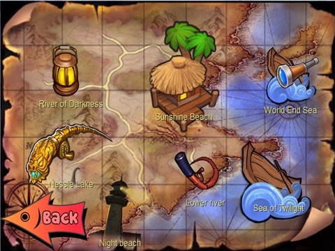 Screenshot #2 for Fishing Land