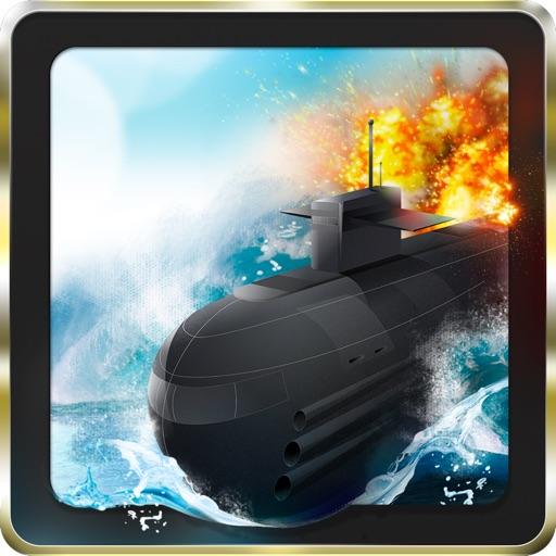 Awesome Submarine battle ship! - Torpedo wars iOS App