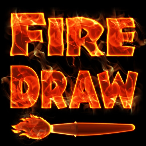Fire Draw - Paint with Real Flames! iOS App