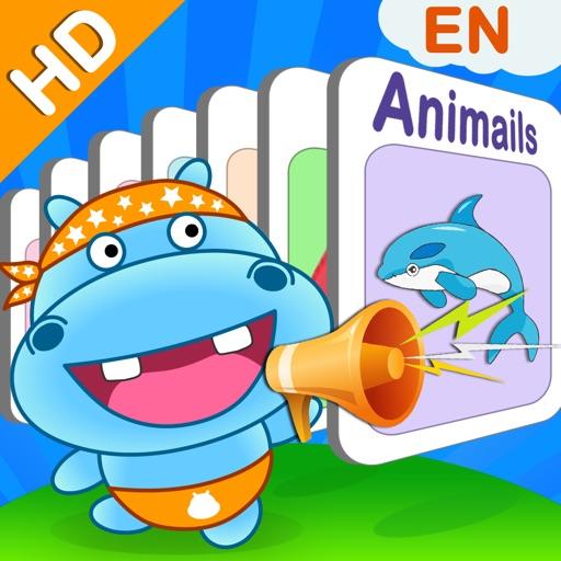 看图记单词 HD – 单词卡与互动游戏(高清写实图片+纯正发音)