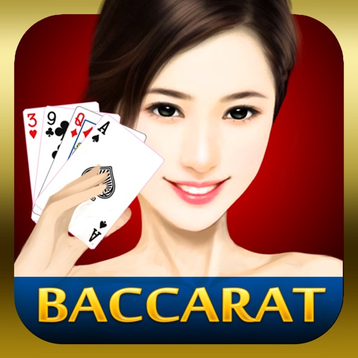 Baccarat Deluxe - Squeeze card as a VIP player, be the gambling master with beauty dealers, you playboy! iOS App
