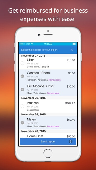 download Shoeboxed Receipt Tracker appstore review