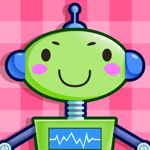 Cyber Friends Makeover - Robot Baby Dress Up SPA iOS App