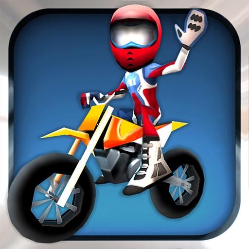 越野摩托车:FMX Riders【Q版竞技】