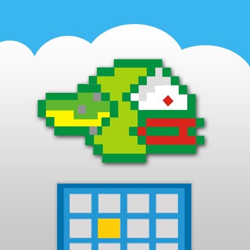 Zombird - The Revenge of the Flappy Dead Bird FREE iOS App