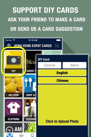 Hong Kong Expat Cards screenshot 3