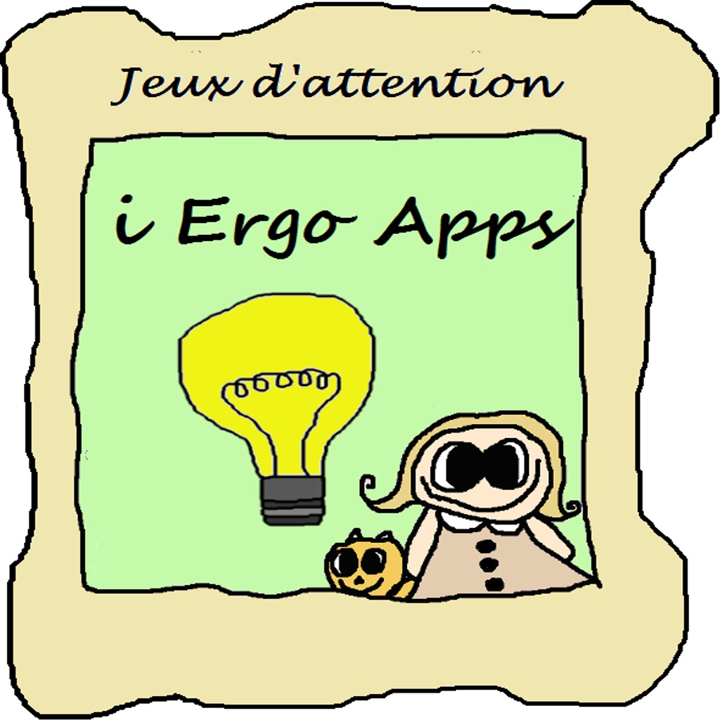 iErgo Apps - Visual Attention 2