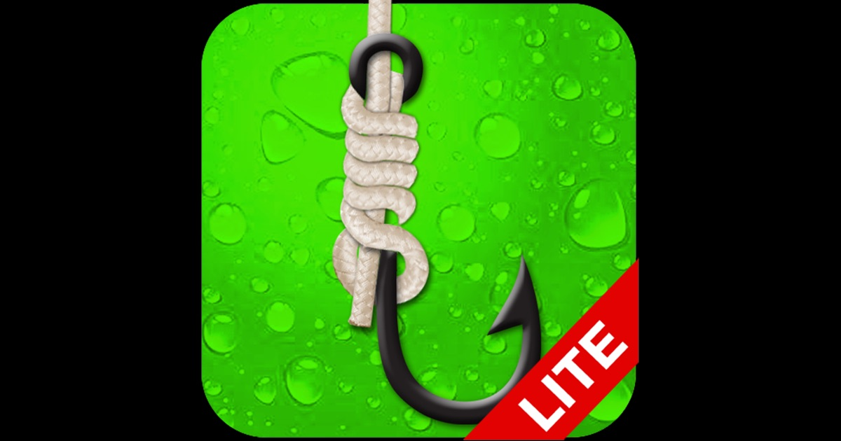 Fishing knots lite on the app store for Fishing knots apps