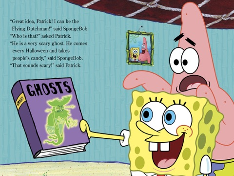The Big Halloween Scare (SpongeBob SquarePants) by Nickelodeon on iBooks