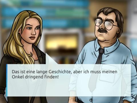 Скачать игру Lernabenteuer Deutsch – Ein rätselhafter Auftrag HD