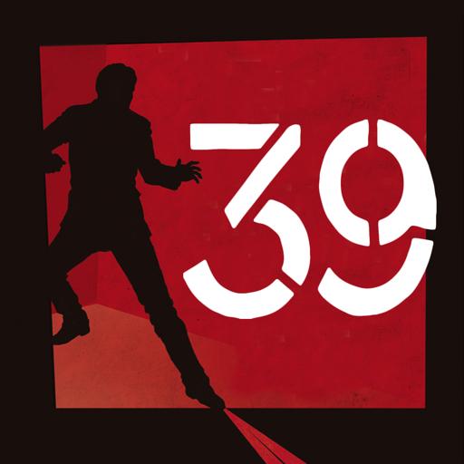 『汉化』三十九级台阶 The 39 Steps