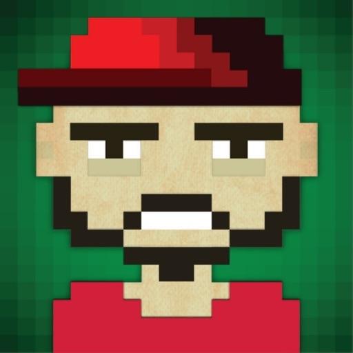Pixatar - pixel art avatar generator with more than 5 billion variations iOS App