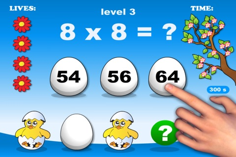Math School Games Learning Counting, Addition, Multiplication & more for Kids from Preschool and Kindergarten to Grade 1 - 4 by Abby Monkey® screenshot 2