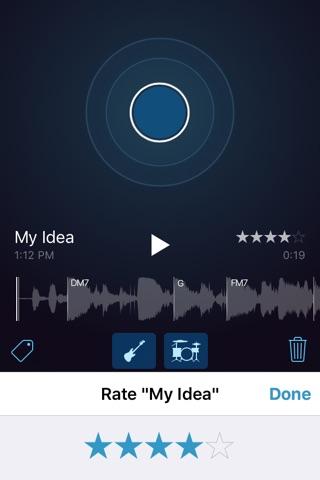 Music Memos screenshot 3