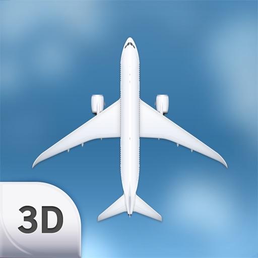 Plane finder 3d iphone ios app for Plane finder 3d