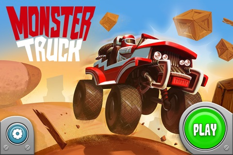 Monster Truck by Fun Games For Free screenshot 2