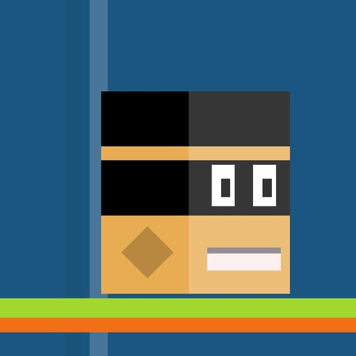 Prison Ninja Fun Run For Kids & Heroes iOS App