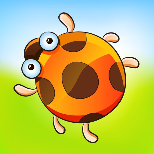 Ladybug and Birds - Beetle Fly Game with Bugs and Insects iOS App