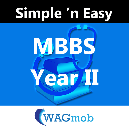 MBBS Year II by WAGmob