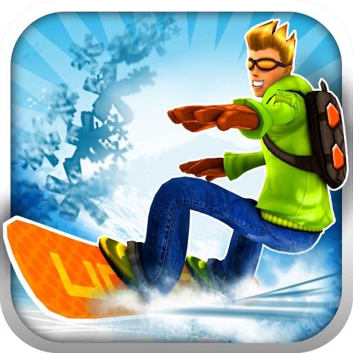 滑雪英雄:Snowboard Hero