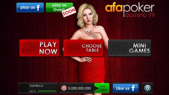 Cheat afa poker domino 99