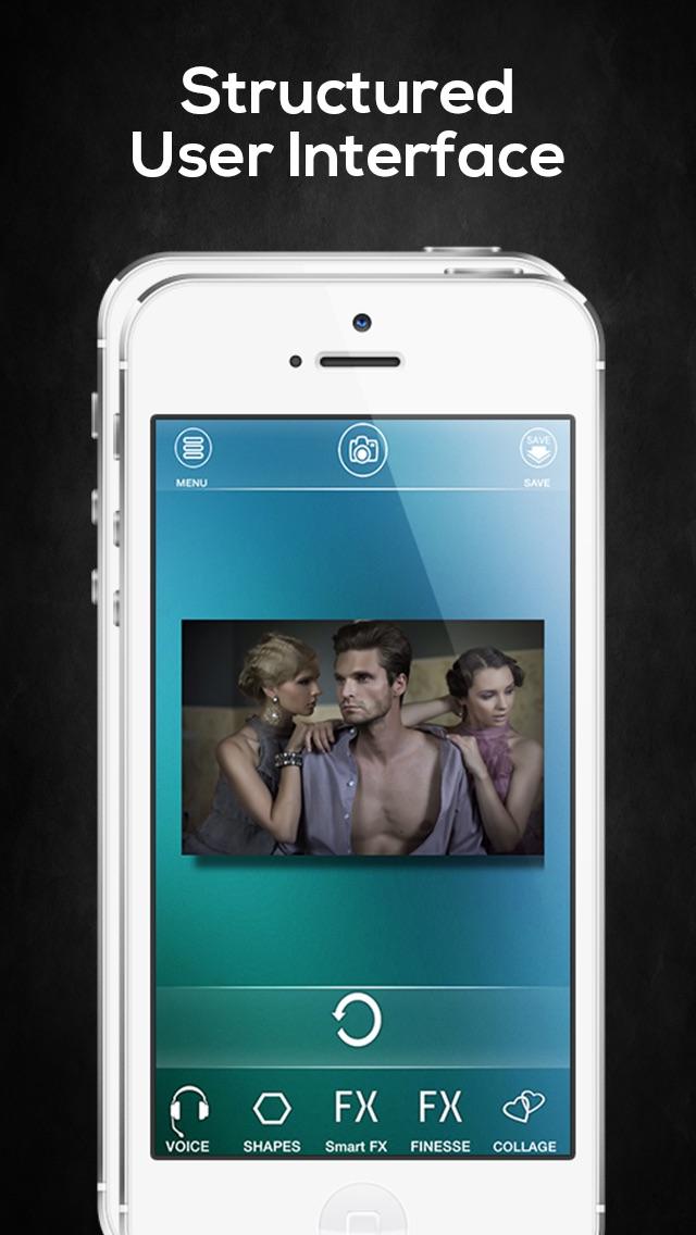 Wrapcam — редактор фотографий и спецэффектов Скриншоты3