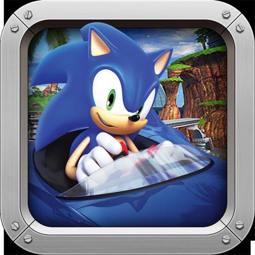 索尼克世嘉全明星赛:Sonic & SEGA All-Stars Racing【世嘉大作】