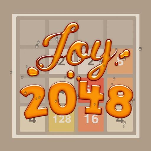 Joy 2048 number puzzle iOS App