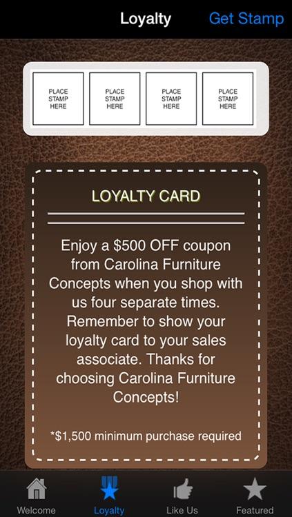 Carolina Furniture Concepts By Saga Communications North Carolina Llc