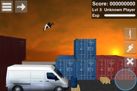 Backflip Madness screenshot 2