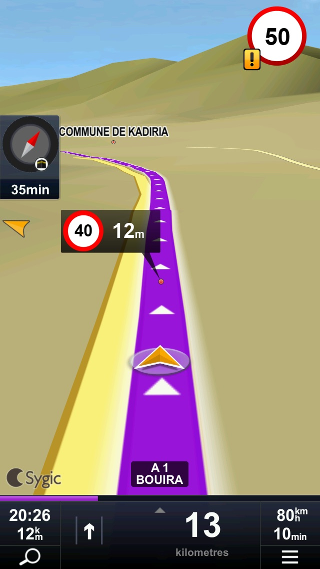 download Sygic Algeria & Tunisia: GPS Navigation apps 4