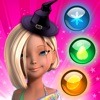 Bubble Girl Soda Witch - Pop the yummy gem candy and easy shooter puzzle