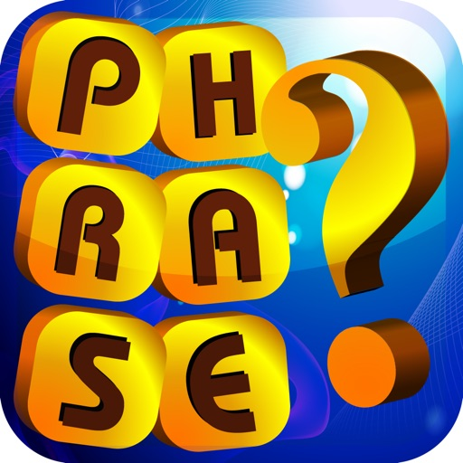 Catch The Phrase Quiz - Say What You See Word Puzzle - Free Version iOS App