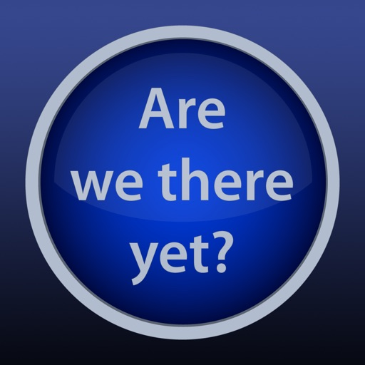 Are We There Yet? sound toy iOS App