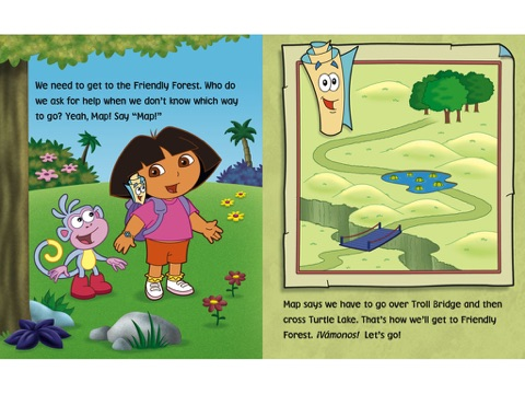 Dora's Camping Trip (Dora the Explorer) by Nickelodeon ...