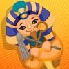 Attivo! Apprendimento gioco dell'antico Egitto per i bambini: Imparare e giocare con la mamma, faraone e piramidi