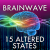 Brain Wave Altered States ™ - 15 Mind Altering Binaural Brainwave Entrainment Programs with Ambient Backgrounds and iTunes Mixing