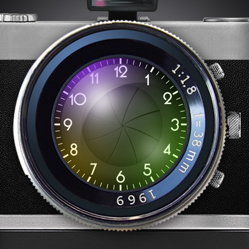 时间相机 – TimeCamera for iPhone -