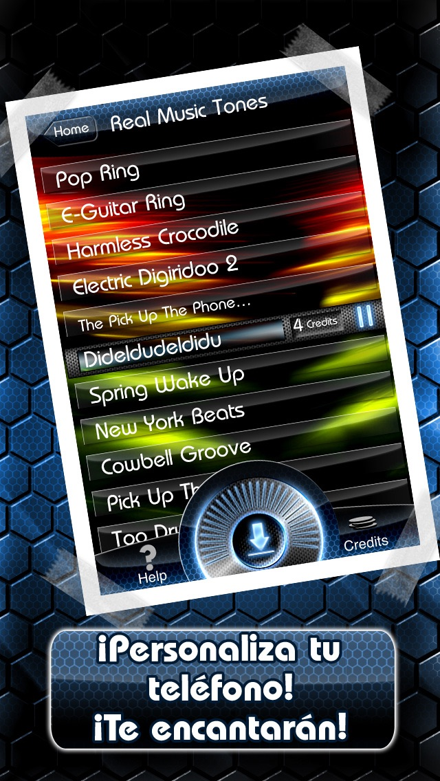 download Deluxe Ringtones apps 4