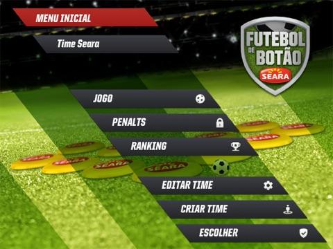 Futebol de Botão Seara screenshot 1