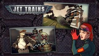 Jet Trains Скриншоты3